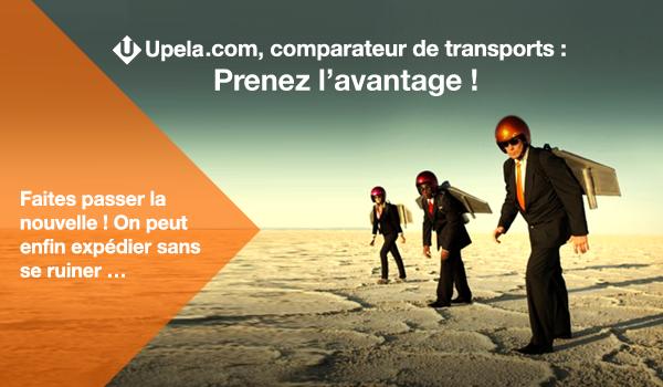 Envoyez vos colis au meilleur tarif avec upela french - Colis express tarif ...