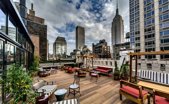 Nos Neuf Rooftops Pr 233 F 233 R 233 S 224 New York French Morning