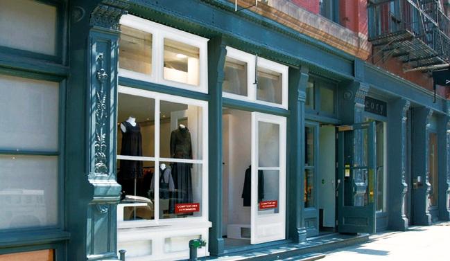 Comptoir des cotonniers ferme ses boutiques new york french morning - Boutiques comptoir des cotonniers ...