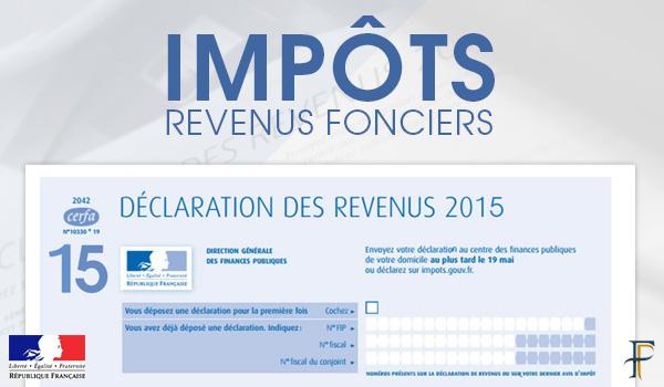 Comment Optimiser LImposition Des Revenus Fonciers En France Des
