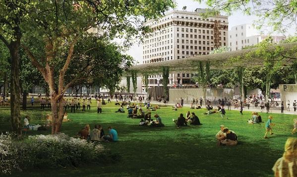 Une agence fran aise choisie pour un grand projet urbain for Agence paysage versailles