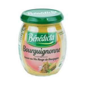 Sauce bourguignonne – Bénédicta