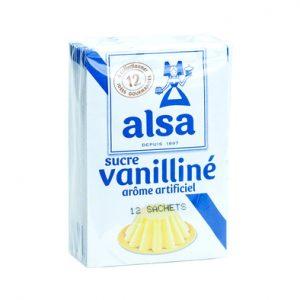 Sucre Vanilliné – Alsa