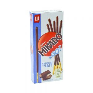 Mikado au Chocolat au Lait - LU