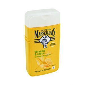 Gel douche verveine et citron – Le Petit Marseillais