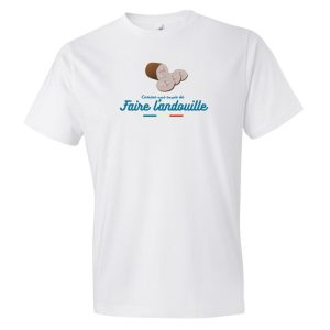 T-shirt (Homme) - Faire l'andouille