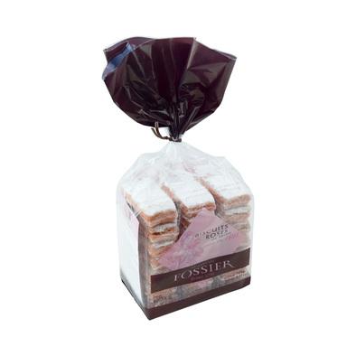 Biscuits rose de Reims - Fossier
