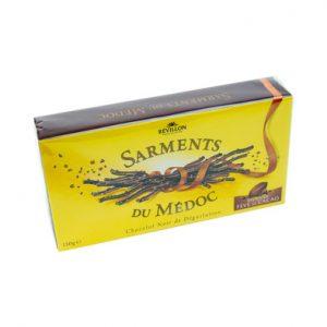 Sarments du Médoc au chocolat noir - Revillon