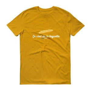 T-shirt - Ça c'est de la baguette