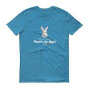 T-shirt - Poser un lapin