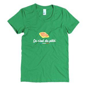 T-shirt - Ça c'est du pâté