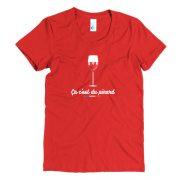 T-shirt - Ça c'est du pinard