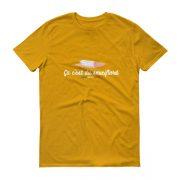 T-shirt - Ça c'est du sauciflard