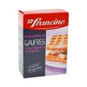 Pâte à gaufres - Francine