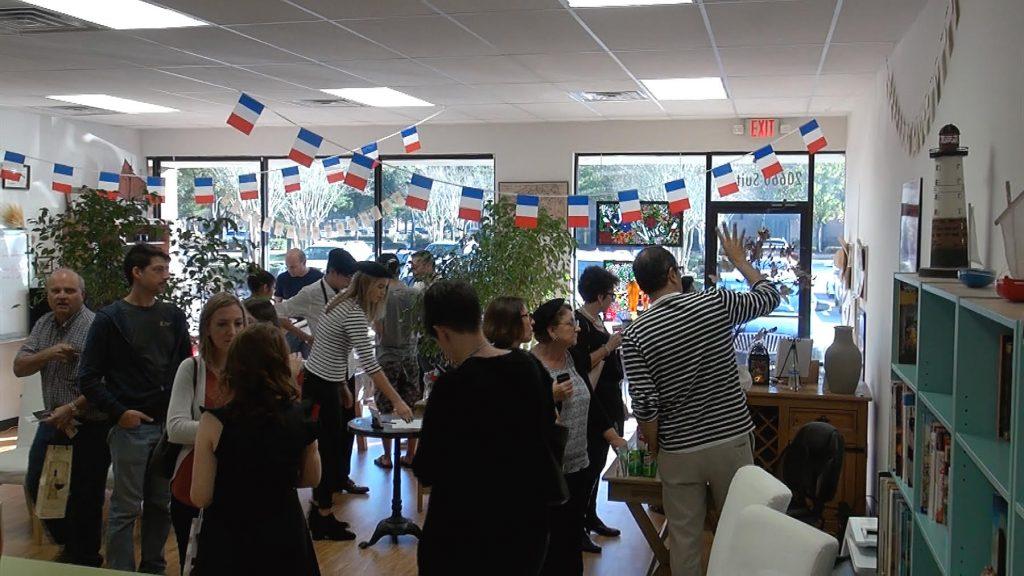 Inauguration de Bonjour & Bienvenue