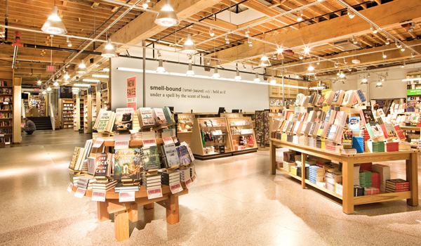 Powell Book Store