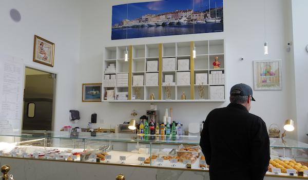 La société de marketing de Lionel Azoulay a créé les boîtes et toute l'identité graphique de la Tropézienne Bakery. /S.C.
