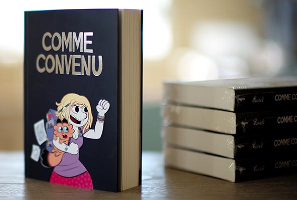"""Le tome 1 de """"Comme convenu"""""""