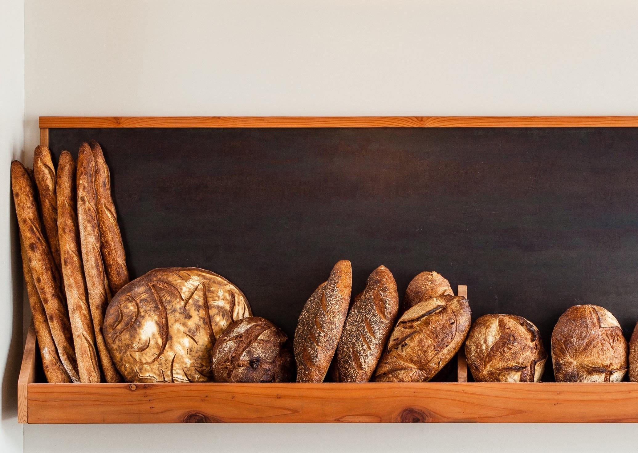 Le Marais Bakery. Crédit: Alana Hale