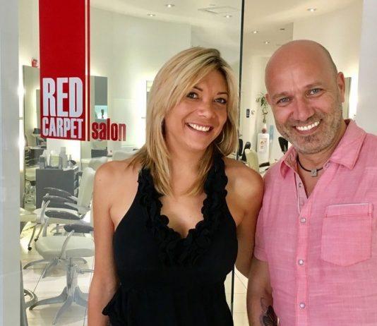 Stéphane Bragoni Red Carpet Salon