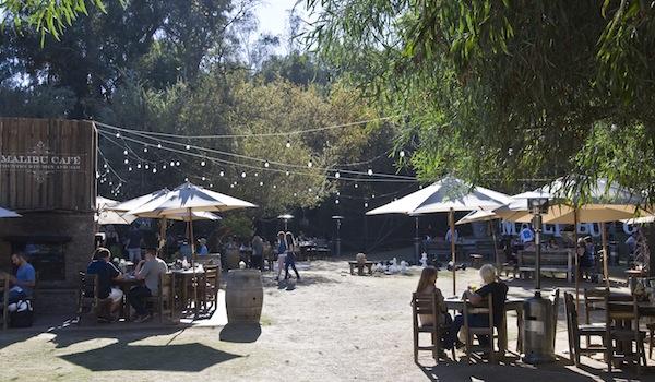 malibu cafe terrasse