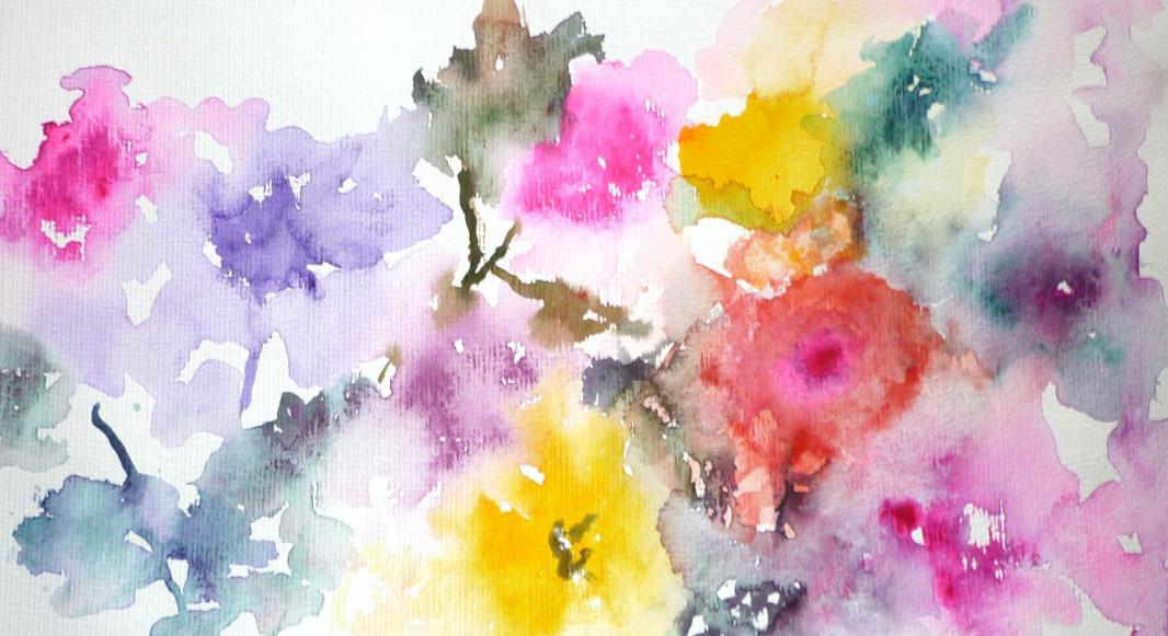 Un atelier pour apprendre l 39 aquarelle la kendall campus for Aquarelle maison de retraite
