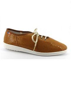 Sneaker Estives Python Brown