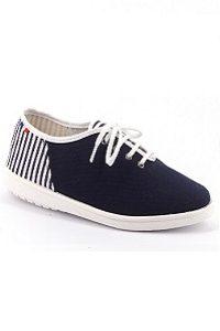 Sneakers estive navy blue