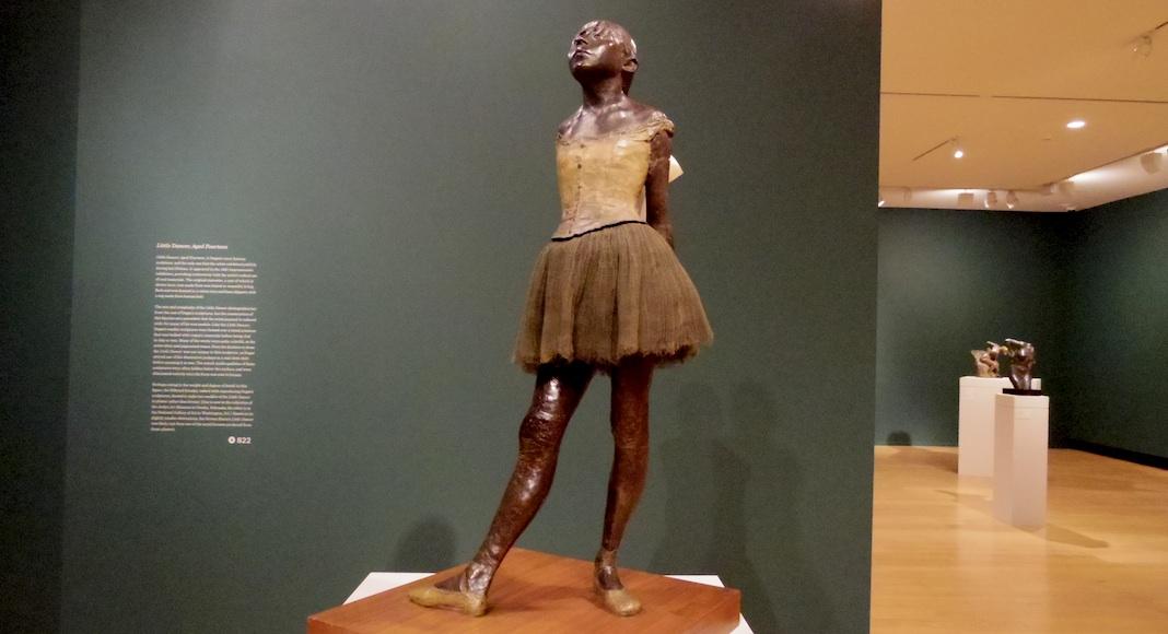 """""""Little Dancer, Aged Fourteen"""" a été créée entre 1978 et 1981."""