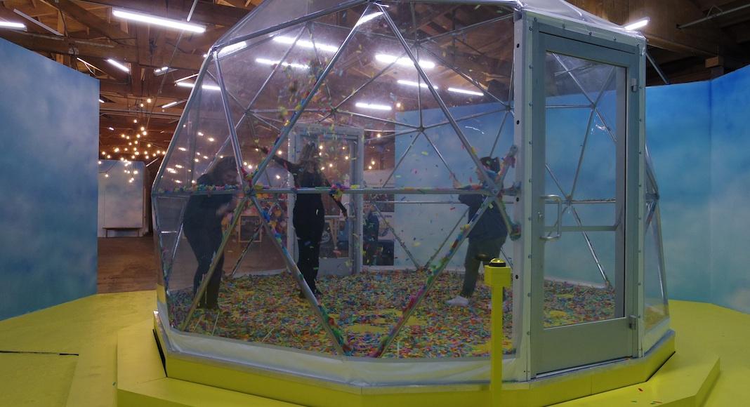 Happy place confettis