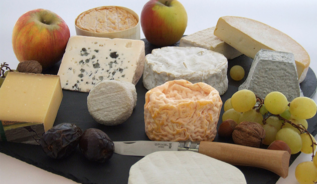 plateau 10 fromages 1945g french morning. Black Bedroom Furniture Sets. Home Design Ideas