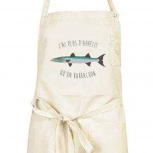 Tablier barracuda