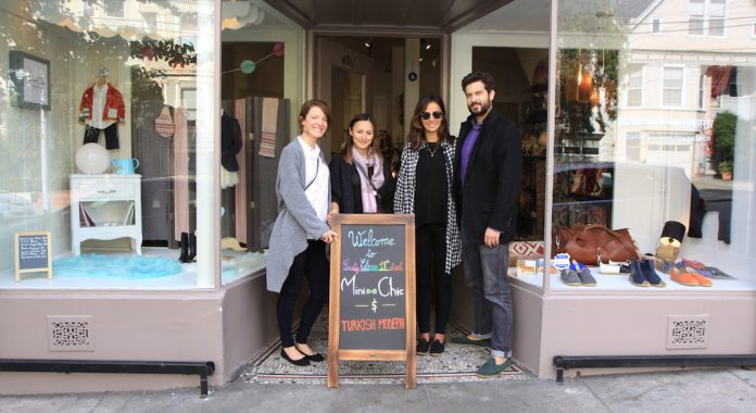 Mini chic s 39 installe dans le castro french morning for Adresse maison bleue san francisco