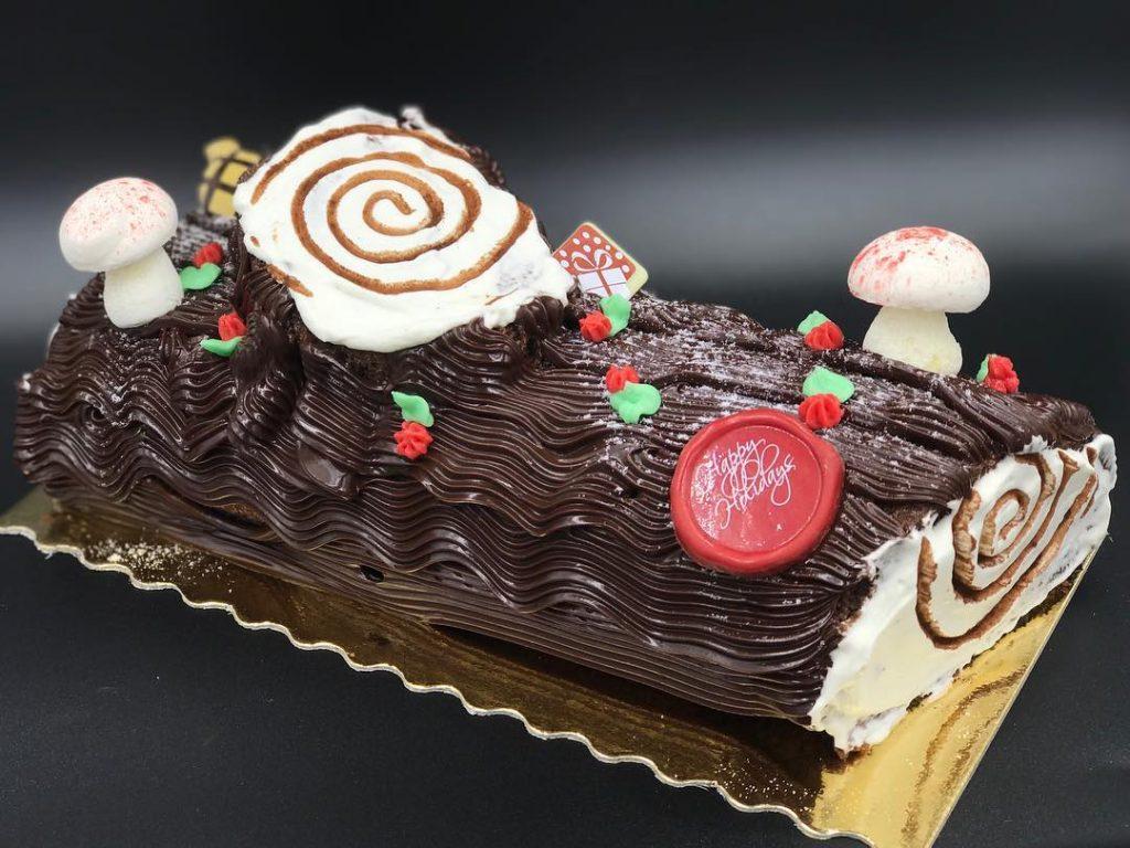 Buche de Noel a Tout de Sweet