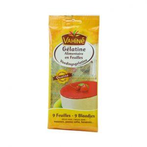 gelatinevahine