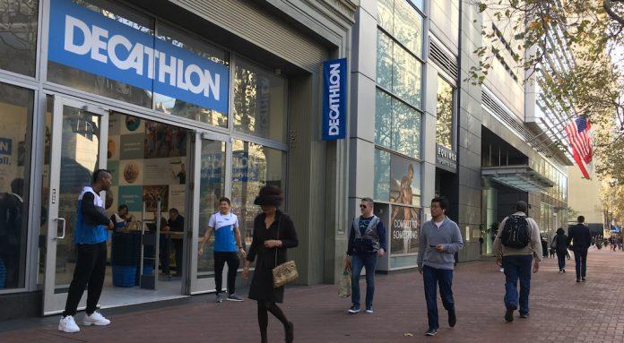 1742e492b81 Le premier Decathlon américain a ouvert à San Francisco - French Morning