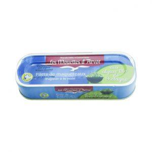 maquereaux algues