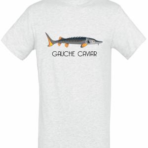 t-shirt Gauche Caviar