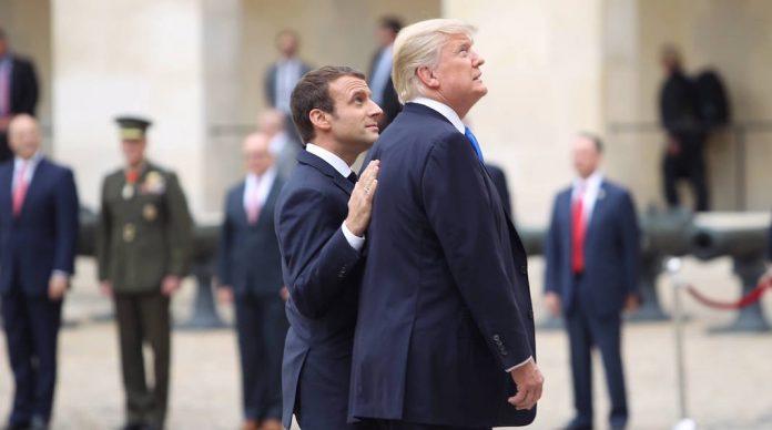 Trump aurait invité Macron à Washington