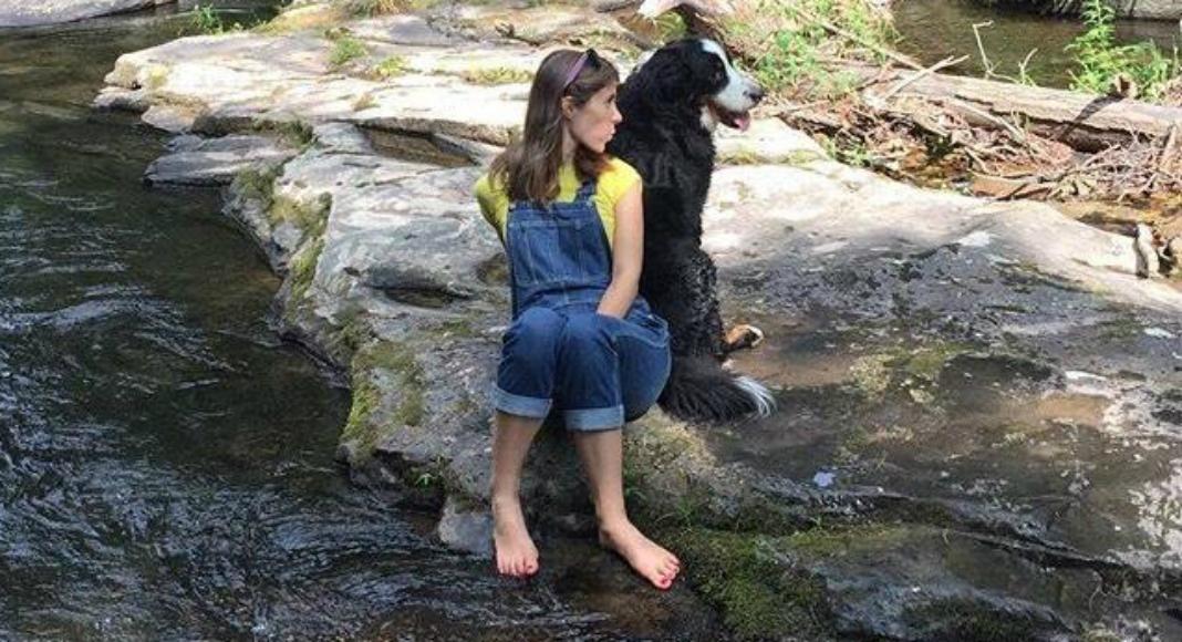 """Sarah Planchon: """"En quittant New York, j'ai appris à vivre différemment et c'est agréable"""". Photo: courtoisie de Sarah Planchon"""