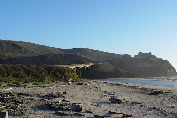 La plage de San Gregorio