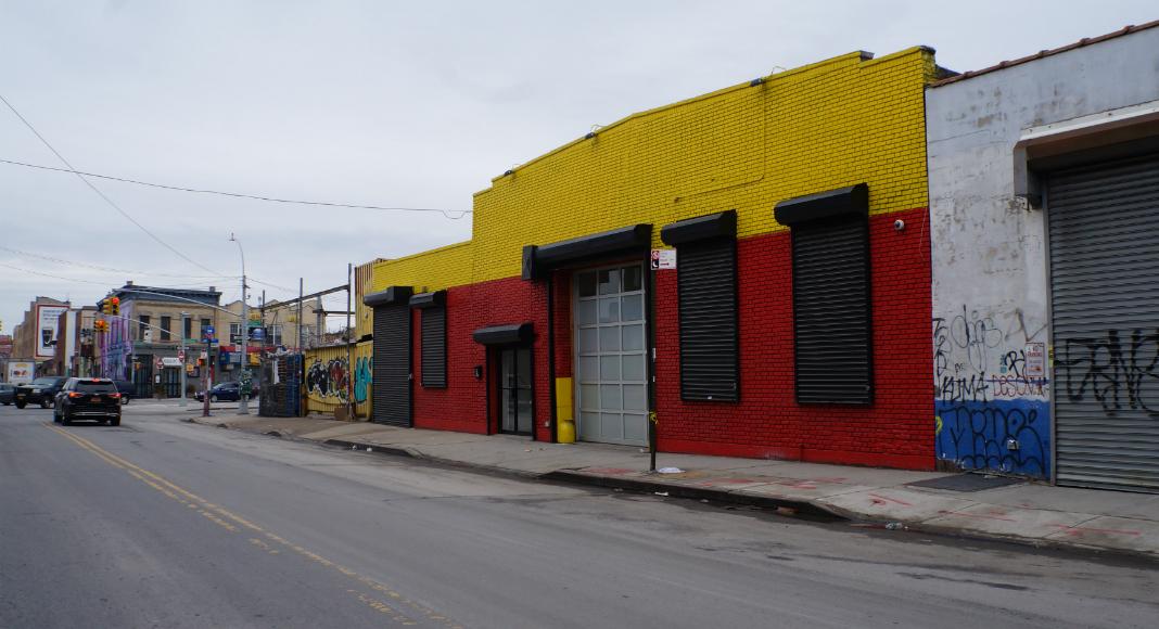 La galerie Clearing à Brooklyn.