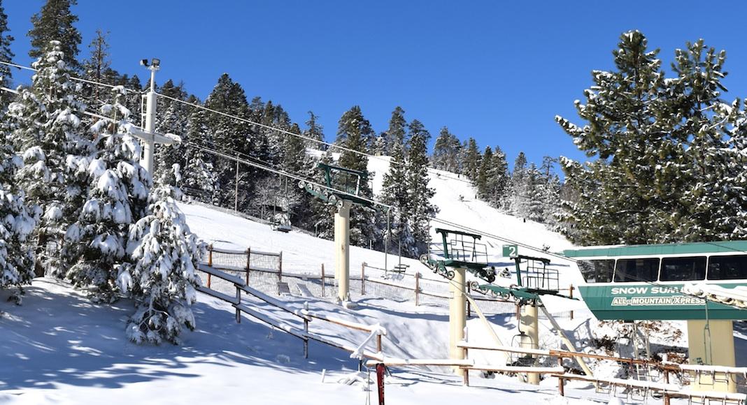 big bear ski