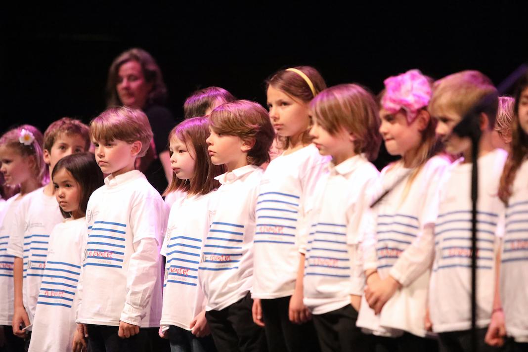 Les enfants de la choral