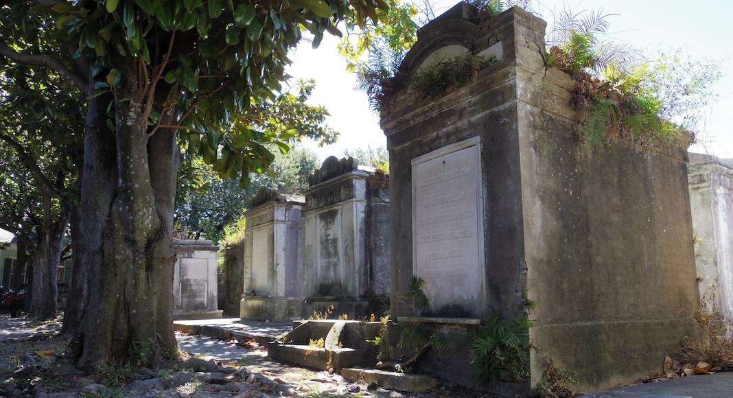 cimetière lafayette