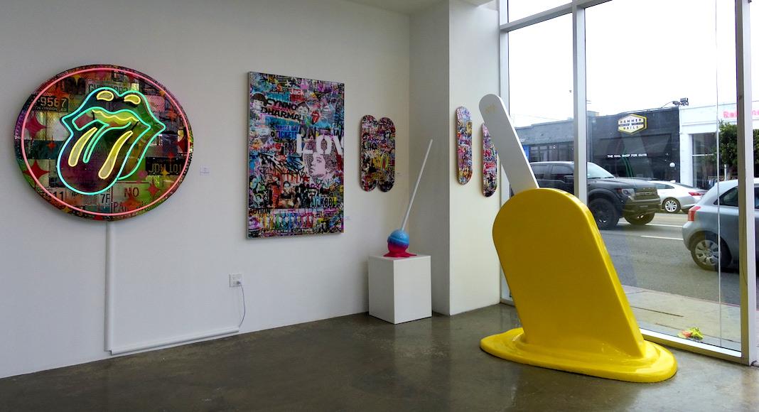 interieur 5 galerie street art